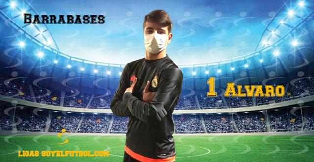 Entrevista a Álvaro. Barrabases. jornada 3. Torneos fútbol 7 soyelfutbol.com (Grupo lunes)