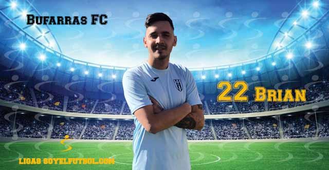 Entrevista a Brian. Bufarras FC. jornada 2. Torneos fútbol 7 soyelfutbol.com (Grupo Sábados)