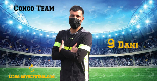 Entrevista a Dani. Congo Team. jornada 3. Torneos fútbol 7 soyelfutbol.com (Grupo Sábados)