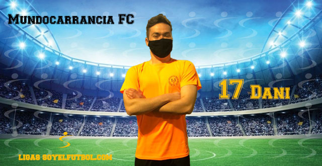 Entrevista a Dani. Mundocarrancia FC. jornada 2. Torneos fútbol 7 soyelfutbol.com (Grupo Miércoles)