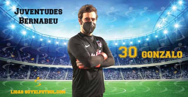 Entrevista a Gonzalo. Juventudes Bernabéu. jornada 3. Torneos fútbol 7 soyelfutbol.com (Grupo lunes)