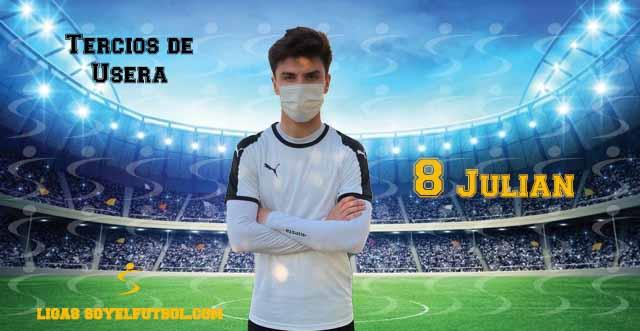 Entrevista a Julián. Los Tercios de Usera. jornada 1. Torneos fútbol 7 soyelfutbol.com (Grupo Sábados)