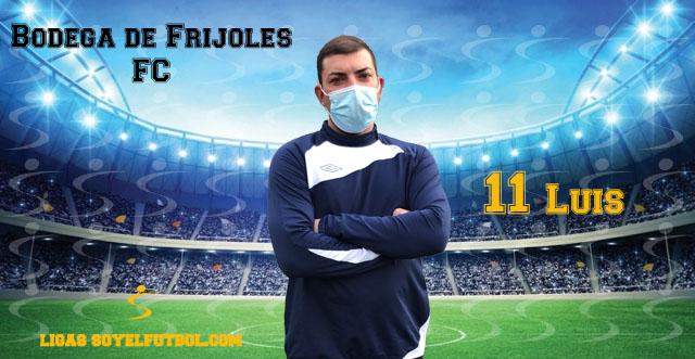 Entrevista a Luis. Bodega de Frijoles FC. jornada 3. Torneos fútbol 7 soyelfutbol.com (Grupo Sábados)