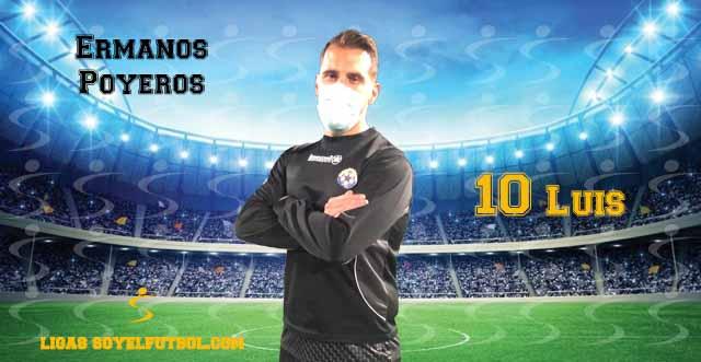 Entrevista a Luis. Ermanos Poyeros. jornada 1. Torneos fútbol 7 soyelfutbol.com (Grupo miércoles)