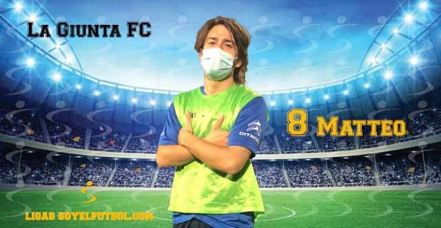 Entrevista a Matteo. La Giunta FC. jornada 1. Torneos fútbol 7 soyelfutbol.com (Grupo miércoles)