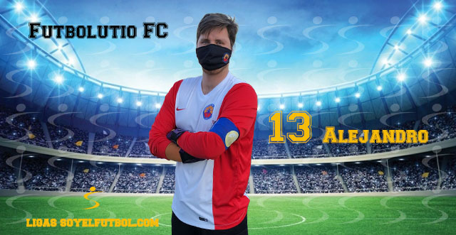 Entrevista a Alejandro. Futbolutio FC. jornada 5. Torneos fútbol 7 soyelfutbol.com (Grupo Lunes)