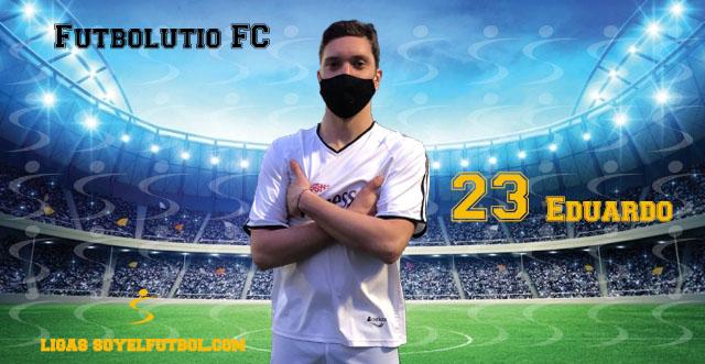 Entrevista a Eduardo. Futbolutio FC. jornada 02. II Torneos fútbol 7 soyelfutbol.com (Grupo Lunes)