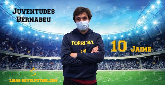 Entrevista a Jaime. Juventudes Bernabéu. jornada 5. Torneos fútbol 7 soyelfutbol.com (Grupo Lunes)