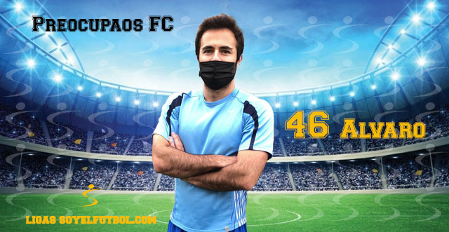 Entrevista a Álvaro. Preocupaos FC. jornada 03. II Torneos fútbol 7 soyelfutbol.com (Grupo Sábados)