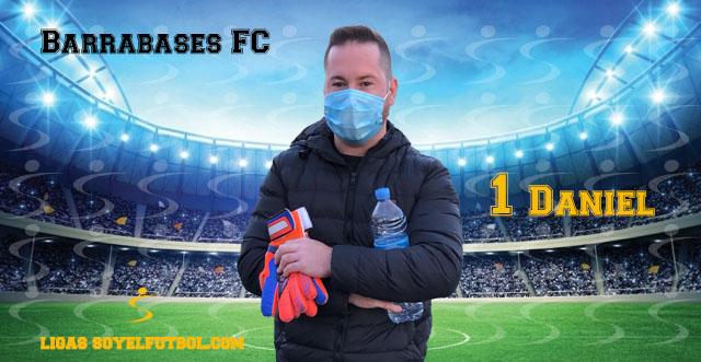 Entrevista a Daniel. Barrabases FC. jornada 05. II Torneos fútbol 7 soyelfutbol.com (Grupo Lunes)