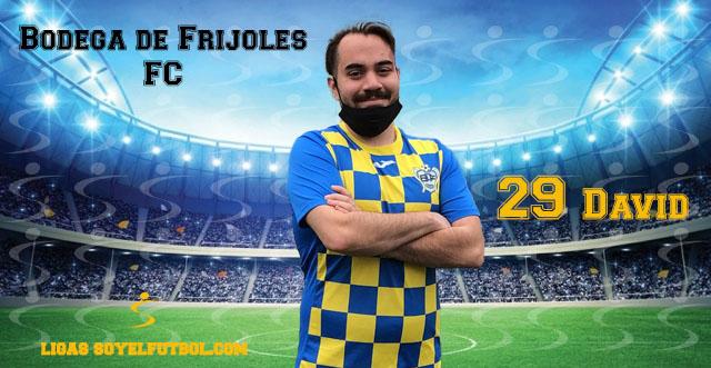 Entrevista a David. Bodega de Frijoles FC. jornada 03. II Torneos fútbol 7 soyelfutbol.com (Grupo Sábados)