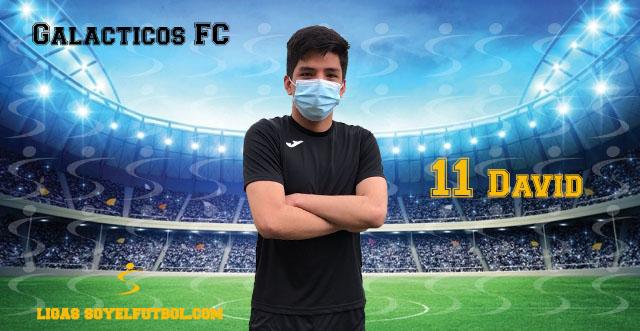 Entrevista a David. Galácticos FC. jornada 03. II Torneos fútbol 7 soyelfutbol.com (Grupo Sábados)