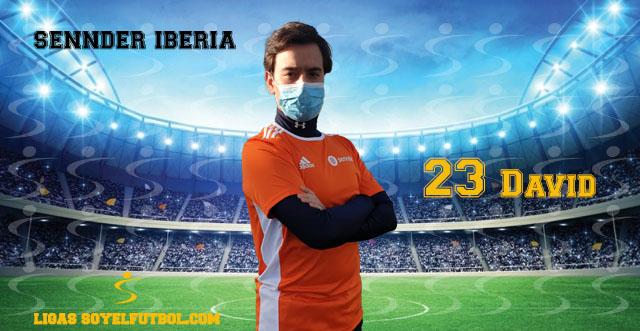 Entrevista a David. sennder iberia. jornada 05. II Torneos fútbol 7 soyelfutbol.com (Grupo viernes)