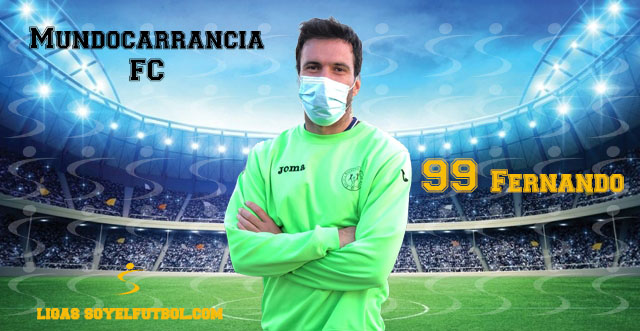 Entrevista a Fernando. Mundocarrancia FC. jornada 02. II Torneos fútbol 7 soyelfutbol.com (Grupo Miércoles)