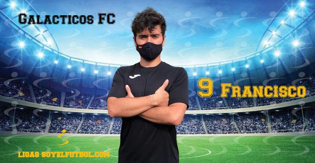 Entrevista a Francisco. Galácticos FC. jornada 04. II Torneos fútbol 7 soyelfutbol.com (Grupo Sábados)