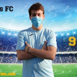 Entrevista a Jaime. Frescos FC. jornada 01. II Torneos fútbol 7 soyelfutbol.com (Grupo viernes)