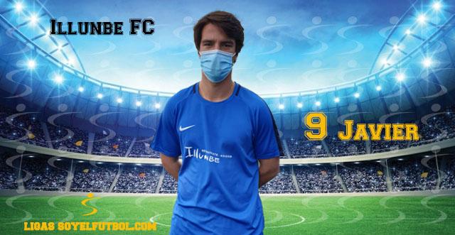 Entrevista a Javier. Illunbe FC. jornada 01. II Torneos fútbol 7 soyelfutbol.com (Grupo viernes)