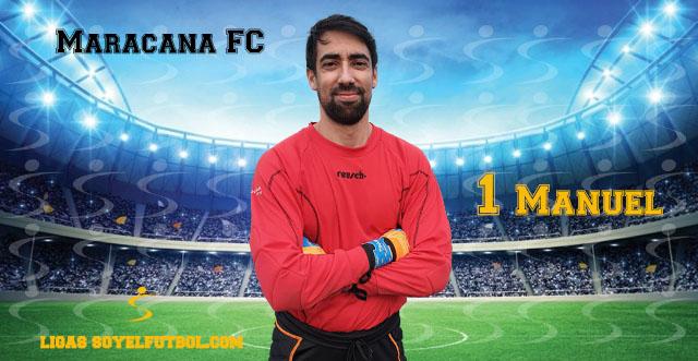 Entrevista a Manuel. Maracaná FC. jornada 03. II Torneos fútbol 7 soyelfutbol.com (Grupo viernes)