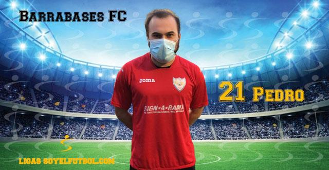 Entrevista a Pedro. Barrabases FC. jornada 04. II Torneos fútbol 7 soyelfutbol.com (Grupo Lunes)