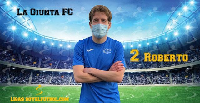 Entrevista a Roberto. La Giunta FC. jornada 05. II Torneos fútbol 7 soyelfutbol.com (Grupo Miércoles)