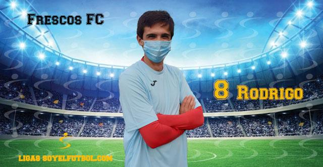 Entrevista a Rodrigo. Frescos FC. jornada 03. II Torneos fútbol 7 soyelfutbol.com (Grupo viernes)