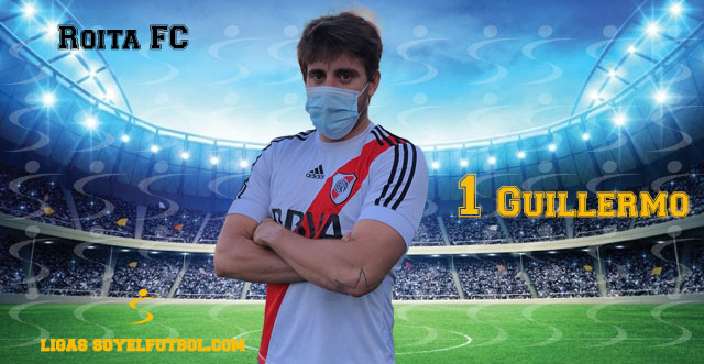 Entrevista a Guillermo. Roita FC. jornada 05. III Torneos fútbol 7 soyelfutbol.com (Grupo Martes)
