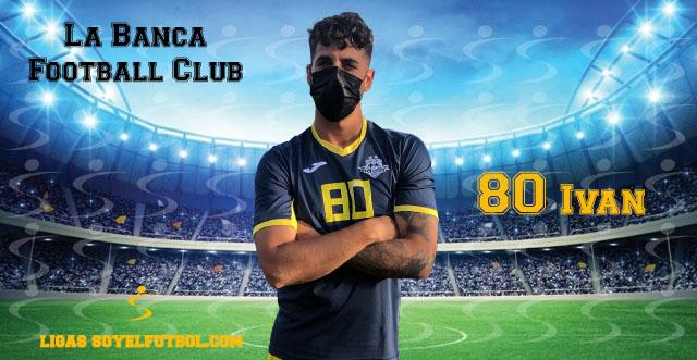 Entrevista a Iván. La Banca Football Club. jornada 05. III Torneos fútbol 7 soyelfutbol.com (Grupo Lunes)