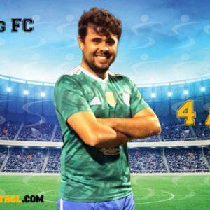 Entrevista a Álvaro. Landing FC. jornada 05. I Torneos fútbol 7 soyelfutbol.com (Grupo Martes)