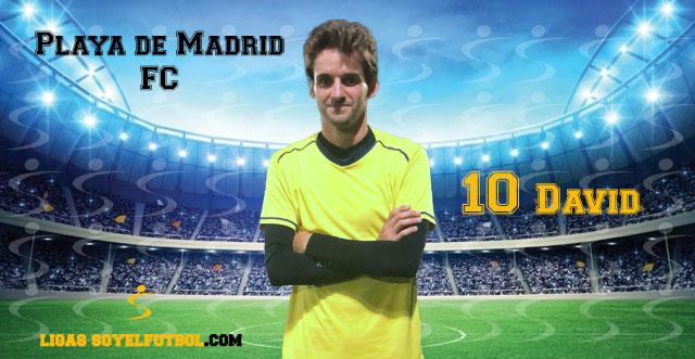 Entrevista a David. Playa de Madrid FC. jornada 04. I Torneos fútbol 7 soyelfutbol.com (Grupo Jueves «B»)