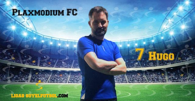 Entrevista a Hugo. Plaxmodium FC. jornada 04. I Torneos fútbol 7 soyelfutbol.com (Grupo Jueves «B»)