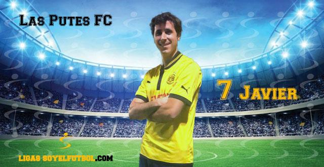Entrevista a Javier. Las Putes FC. jornada 04. I Torneos fútbol 7 soyelfutbol.com (Grupo Jueves «A»)