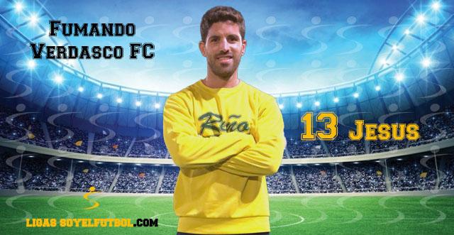 Entrevista a Jesús. Fumando Verdasco FC. jornada 04. I Torneos fútbol 7 soyelfutbol.com (Grupo Jueves «B»)