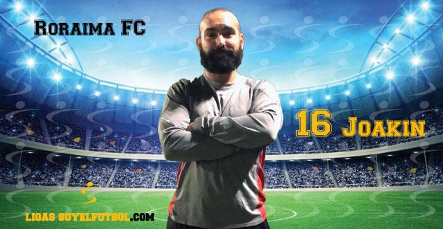 Entrevista a Joakin. Roraima FC. jornada 04. I Torneos fútbol 7 soyelfutbol.com (Grupo Jueves «B»)