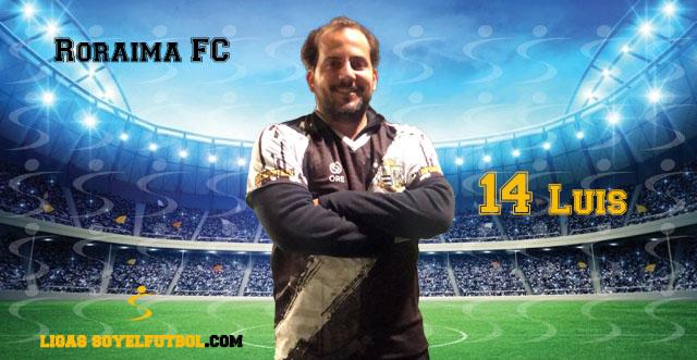Entrevista a Luis. Roraima FC. jornada 03. I Torneos fútbol 7 soyelfutbol.com (Grupo Jueves «B»)