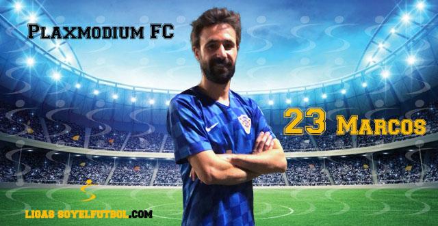 Entrevista a Marcos. Plaxmodium FC. jornada 03. I Torneos fútbol 7 soyelfutbol.com (Grupo Jueves «B»)