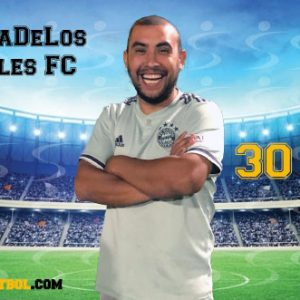 Entrevista a Nahuel. LaBandaDeLosMiercoles FC. jornada 05. I Torneos fútbol 7 soyelfutbol.com (Grupo Miércoles)