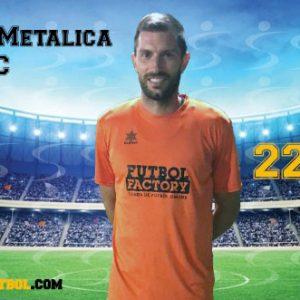 Entrevista a Rubén. Naranja Metálica FC. jornada 05. I Torneos fútbol 7 soyelfutbol.com (Grupo Miércoles)